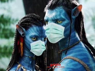 Avatar 2's new release date | James Cameron