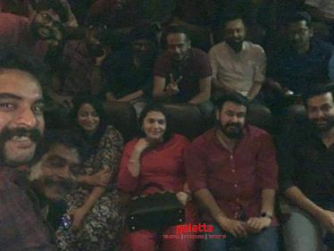 Prithiviraj shares his best surprise moment | Mohanlal | Lucifer - Tamil Cinema News