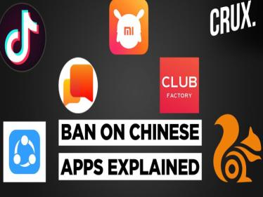 59 Chines app banned in india-
