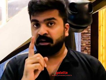 """En Sir Night-u pottu torture panreenga nu STR thittuvaru.."" - director reveals!"