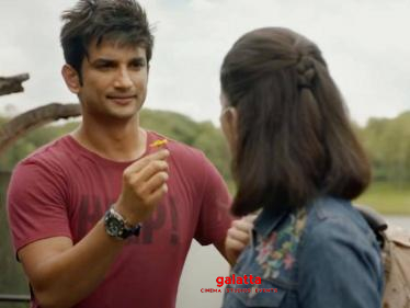 Sushant Singh Rajput's last film Dil Bechara Official Trailer | Highly Emotional!-