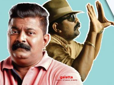 Mysskin's next film title announced - check out the poster here | Popular producer turns hero!-