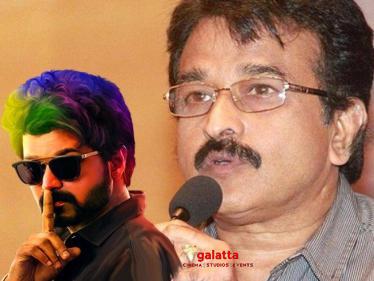 ''Vijay's Master should not release now'' | Director's breaking statement-