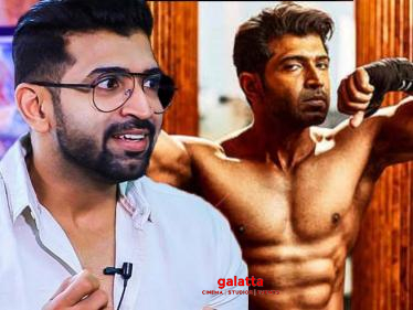 What's wrong with Arun Vijay's Boxer film? Contradictory statements from the team-