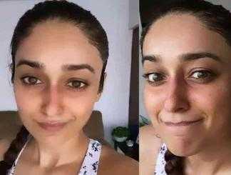 இணையத்தை ஈர்க்கும் இலியானாவின் ஒர்க்கவுட் வீடியோ !-