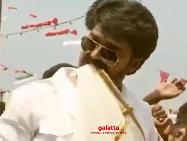 Mersal team releases a new video for Thalapathy Vijay fans-