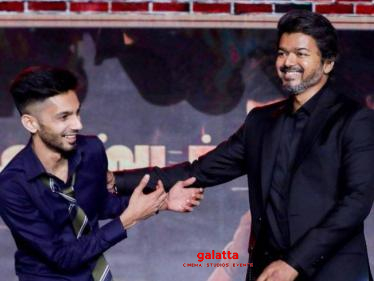 Anirudh's big plan after Master's release | Thalapathy Vijay - Tamil Cinema News