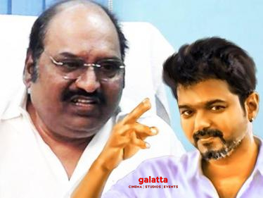 10 times when Anbazhagan praised Thalapathy Vijay - Emotional Compilation