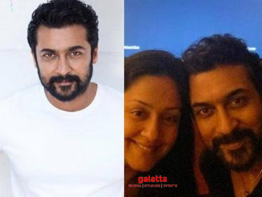 Suriya's big surprise for his fans on his birthday