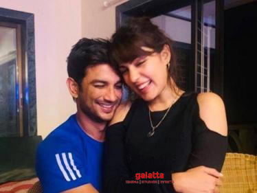 Sushant Singh Rajput's girlfriend finally breaks her silence on Sushant's death
