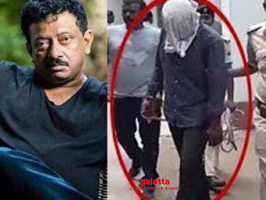 Ram Gopal Varma booked by police for his caste-based Murder film-