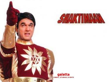 Shaktimaan sequel to release soon  