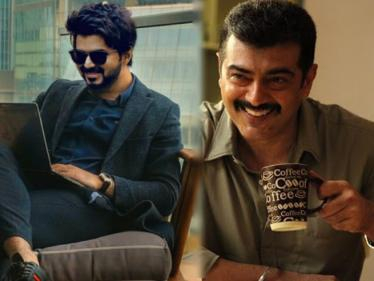 Cobra director on working with Vijay and Ajith Kumar | Next film plans-