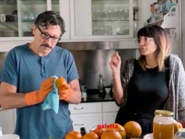 World's 1st coronavirus sitcom - Tamil Cinema News