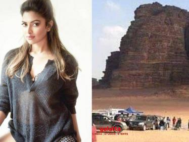 Amala Paul film gets permission to shoot during Corona scare | AR Rahman - Tamil Cinema News