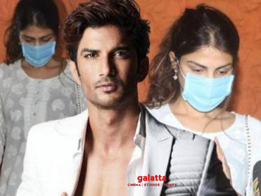 Sushant's girlfriend reveals shocking details to Police! Full Report Here-