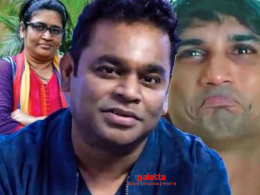 A gang is stopping AR Rahman from signing movies. ARR's sister opens -