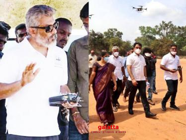 Deputy Chief Minister praises Thala Ajith for his silent efforts against COVID-19