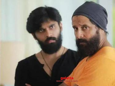 Million Dollar Combo! Chiyaan Vikram and Dhruv to act together | Chiyaan 60-
