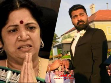 ''We want a girl who suits Simbu's horoscope''- STR's mother-
