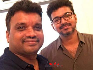 EXCLUSIVE: Director Arivazhagan reveals details behind his meeting with Thalapathy Vijay!-