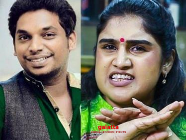 Shocking Statement: This Vijay TV sensation is behind Vanitha - Suriya Devi controversy!-