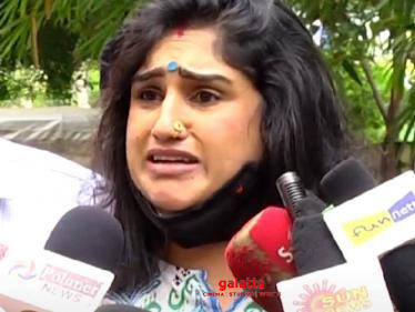 Vanitha Vijayakumar breaks silence - angry statement against popular producer and Suriya Devi!