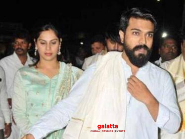 Upasana Kamineni's grandfather passed away | Ram Charan-