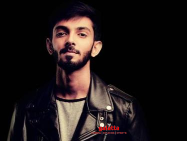 Great news for Anirudh fans   You can now 'Chill with Ani' from home!!! - Tamil Cinema News