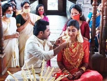 Popular actor's son gets married in a low-key ceremony-