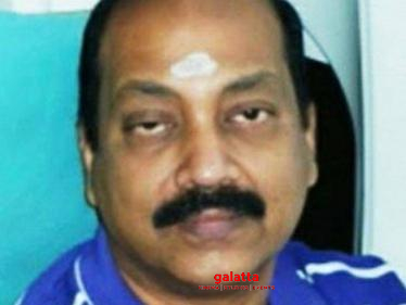 Captain Vijayakanth deeply shocked on hearing the death news of his close friend-