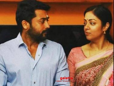 Suriyas big surprise to Jyotika!