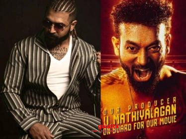 Popular producer turns villain for Arun Vijay's next ambitious biggie | Boxer