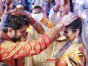 Popular actor gets married, leading film stars attend wedding