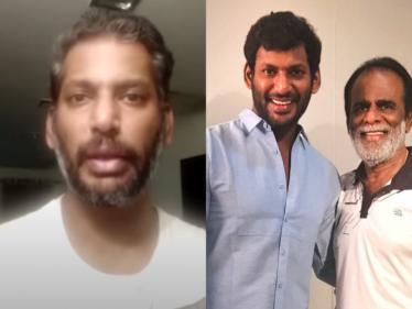 கொரோனாவிலிருந்து மீண்ட அனுபவங்களை பகிர்ந்த நடிகர் விஷால் !