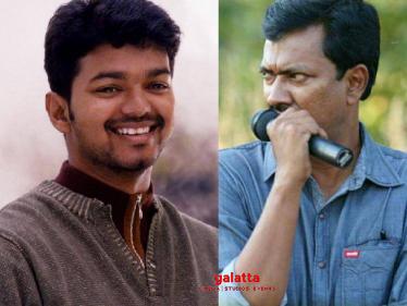 Sachein director John Mahendran pens dialogues for Joseph Tamil remake | RK Suresh-