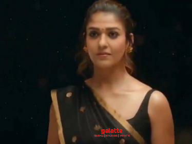 Nayanthara's new promo video during lockdown goes viral! Check Out!