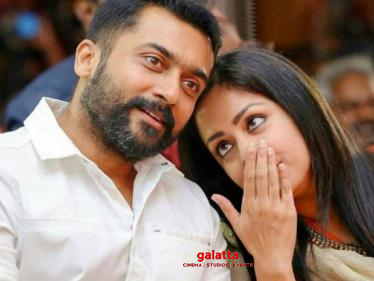 Suriya and Jyotika to act together in a new film? - director's reply excites fans!