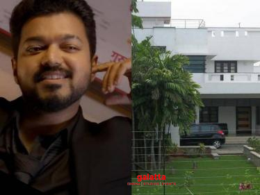 Shocking: Thalapathy Vijay gets bomb threat, Police conduct search at actor's residence-