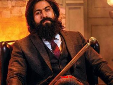 A special surprise awaits KGF and Yash fans