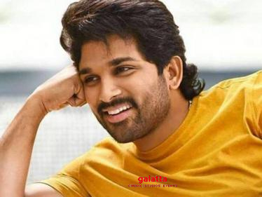 What is the title of Allu Arjun 20 directed by Sukumar - Tamil Cinema News