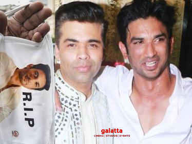 Sushant Singh Rajput Controversy - Karan Johar fired from this mega biggie?-