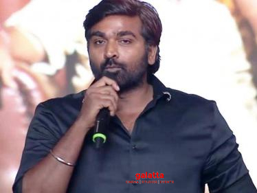 WOW: Vijay Sethupathi reveals his next 15 films - Super Exciting Line up!