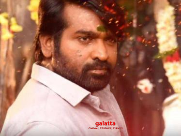 Vijay Sethupathi's exciting update on his role in Vijay's Master!