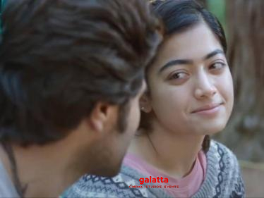 New Video from Vijay Deverakonda - Rashmika Mandanna's Dear Comrade - Check Out!