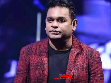 A.R.Rahman's unexpected classy reply goes viral - says lost time can never come back! -