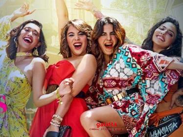 Four More Shots Please - New Season Trailer   Sayani, Kirti Kulhari, Bani J, Maanvi Gagroo   April 1 - Tamil Cinema News