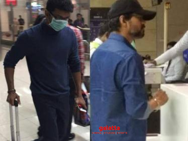 Greater Chennai Corporation officials visit Thalapathy Vijay's house to inspect for Corona! - Tamil Cinema News
