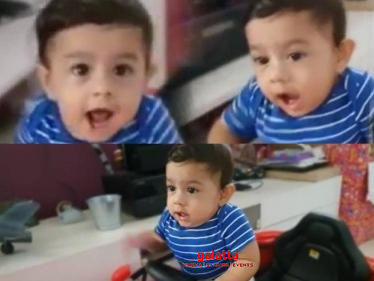 KGF star Yash shares a super cute video of his son! Don't miss!