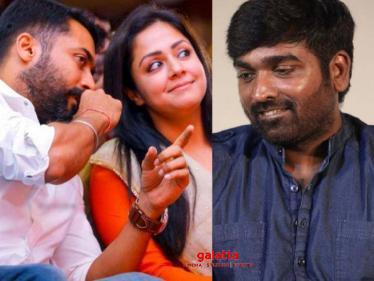 WOW: Vijay Sethupathi extends his support to Suriya and Jyotika!  - Tamil Cinema News